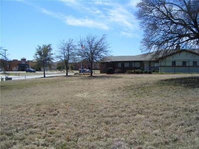 Weatherford Commercial Lots & Land For Sale: 0000 Martin Drive