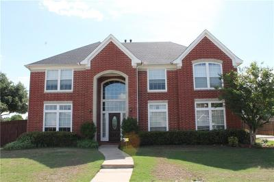 Fort Worth Single Family Home For Sale: 6701 Fall Meadow