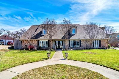 Trophy Club Single Family Home For Sale: 6 Valley Wood Court