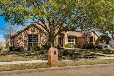 Frisco Single Family Home For Sale: 8310 Silverton Drive