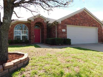 Waxahachie Single Family Home For Sale: 120 Old Settlers Trail