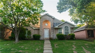 Frisco Single Family Home For Sale: 10722 Quest Drive