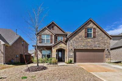 McKinney Single Family Home For Sale: 7505 W Fork Lane