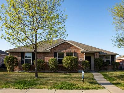 Wylie TX Single Family Home For Sale: $259,990