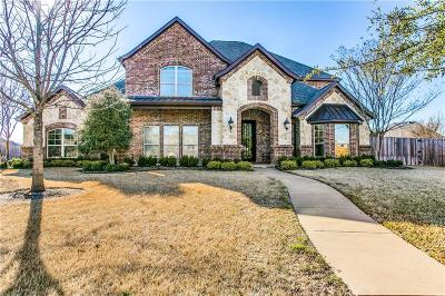 Midlothian Single Family Home For Sale: 3209 Bent Creek Court