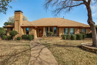 Carrollton Single Family Home For Sale: 2517 Nature Bend Lane