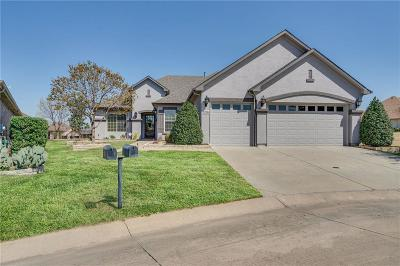 Denton Single Family Home For Sale: 11104 Landmark Court