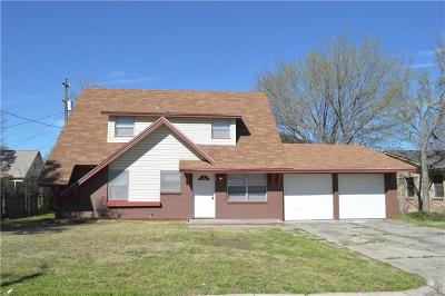 Forest Hill Single Family Home Active Option Contract: 6324 Scotsdale Drive