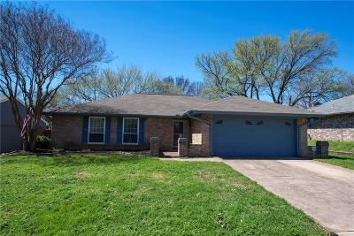 Euless Residential Lease For Lease: 214 Ginger Lane
