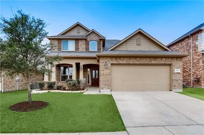 McKinney TX Single Family Home For Sale: $349,900