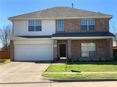 Wylie Single Family Home For Sale: 1802 Eastfork Lane