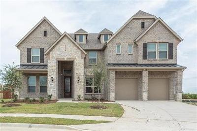 Little Elm Single Family Home For Sale: 1200 Bayonet Street