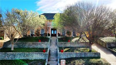 Benbrook Single Family Home For Sale: 15 Mont Del Drive