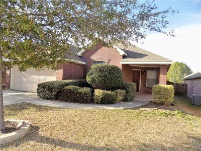 Fort Worth Single Family Home For Sale: 5025 Gadsden Avenue