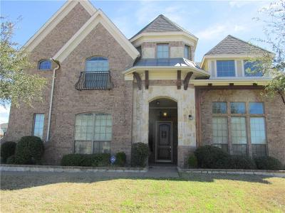 Sachse Single Family Home For Sale: 5152 Willow Bend Lane