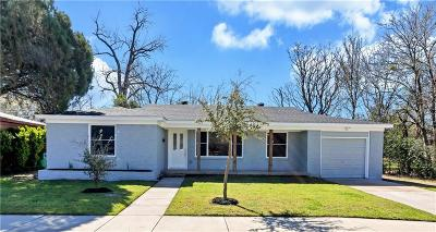 Westworth Village Single Family Home For Sale: 5713 Tracyne Drive