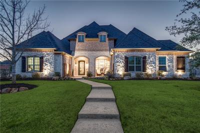 Prosper Single Family Home For Sale: 1831 Sand Creek Drive