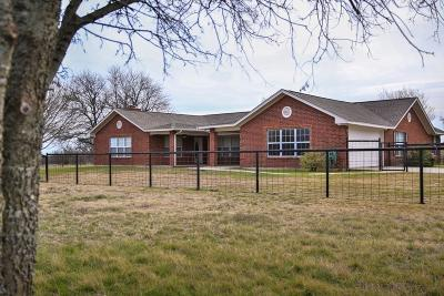 Archer County, Baylor County, Clay County, Jack County, Throckmorton County, Wichita County, Wise County Single Family Home For Sale: 415 Star Shell Road