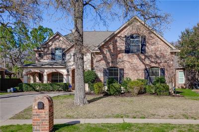 Flower Mound Single Family Home For Sale: 3616 Tinsdale Drive