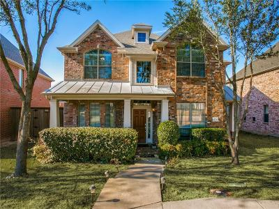 Frisco Single Family Home For Sale: 8730 Fisher Drive