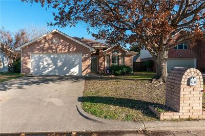 Single Family Home Active Option Contract: 4245 Goodnight Circle