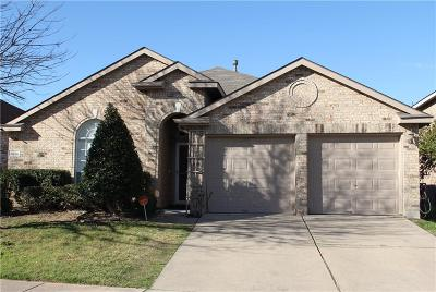 Fort Worth TX Single Family Home For Sale: $198,000