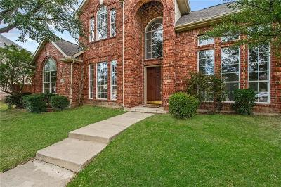 Carrollton Single Family Home For Sale: 1456 Hollow Ridge Drive
