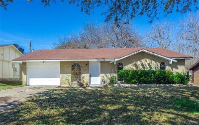 Plano Single Family Home For Sale: 3381 P Avenue