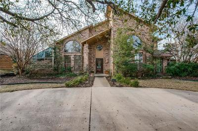 Carrollton Single Family Home For Sale: 2712 Timberleaf Drive