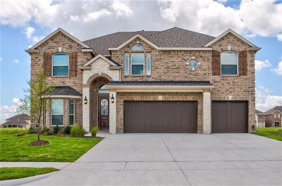 Forney Single Family Home For Sale: 1125 Red Hawk Lane