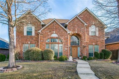 The Colony Single Family Home For Sale: 5544 Big River Drive