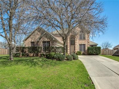 Trophy Club Single Family Home For Sale: 312 Village Trail Court