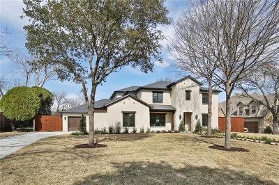 Single Family Home For Sale: 7423 Currin Drive