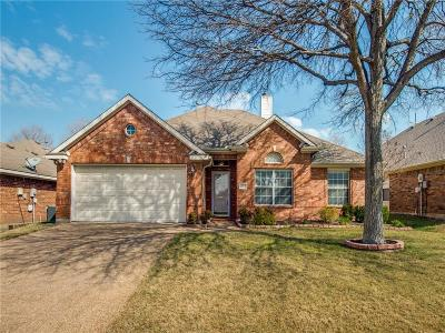 Dallas County, Denton County, Collin County, Cooke County, Grayson County, Jack County, Johnson County, Palo Pinto County, Parker County, Tarrant County, Wise County Single Family Home For Sale: 4313 Lone Rock Court