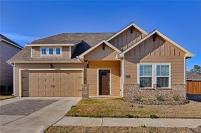 Denton Single Family Home For Sale: 2305 Paxton Way