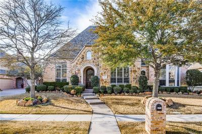 McKinney Single Family Home For Sale: 1509 Roxboro Lane