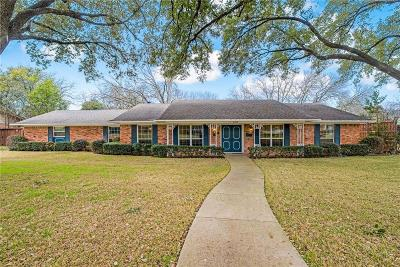 Dallas Single Family Home For Sale: 4233 Reaumur Drive