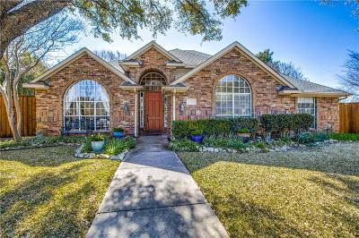 Carrollton Single Family Home For Sale: 3700 Beechwood Court