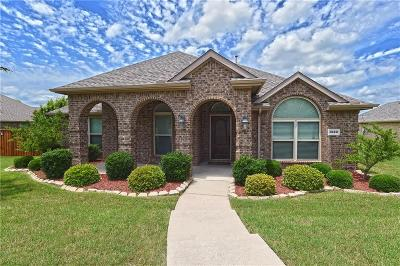 Rockwall Single Family Home For Sale: 1822 Tannerson Drive