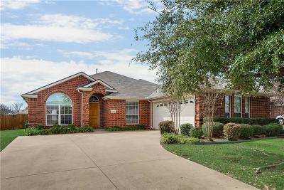 Frisco Single Family Home Active Option Contract: 15801 Wrangler Drive