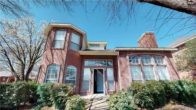 Plano Single Family Home For Sale: 7901 Gibsland Drive