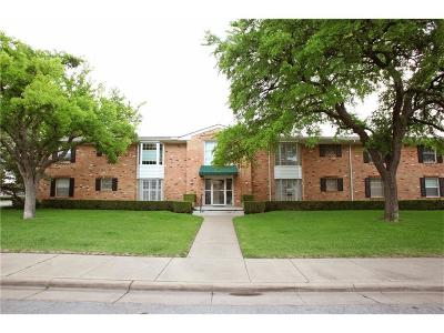 Dallas Condo For Sale: 6005 Sandhurst Lane #A