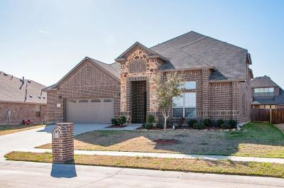 Waxahachie Single Family Home For Sale: 115 Chestnut Road