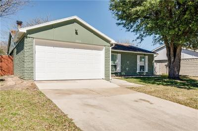 Rowlett Single Family Home For Sale: 3213 Holly Lane