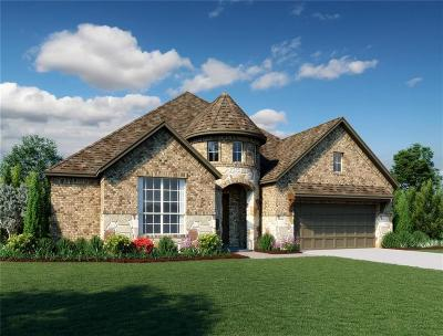 Flower Mound Single Family Home For Sale: 1801 Edgewood Drive