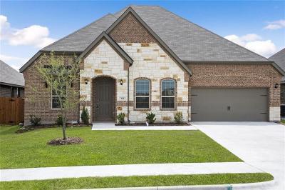 Saginaw Single Family Home For Sale: 253 Sugar Creek Lane