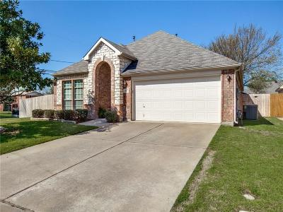 North Richland Hills Single Family Home Active Kick Out: 3901 Lochridge Court