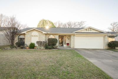 Arlington Single Family Home For Sale: 3514 Cornell Drive