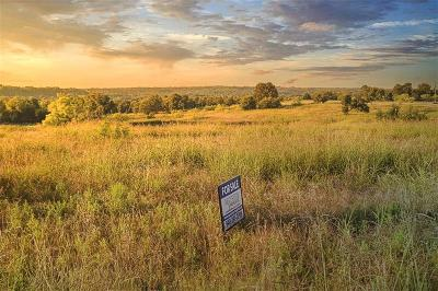 Montague County Residential Lots & Land For Sale: Clear Creek Drive