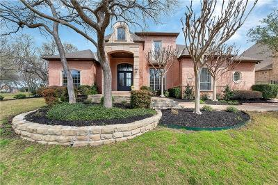 Southlake Single Family Home For Sale: 1208 Province Lane